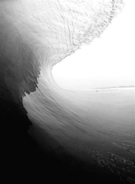 beautiful black  white perspective surfing tumblr