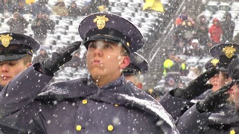 army football corps  cadets march     army