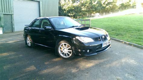 2006 Subaru Impreza Wrx Sti Spec D