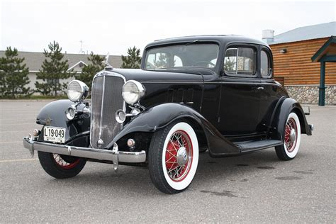 1933 Chevrolet Eagle 2 Door Coupe