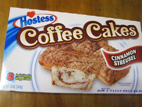 Cookies help to provide a more personalized experience and relevant advertising for you, and web analytics for us. Review: Hostess - Cinnamon Streusel Coffee Cake | Brand Eating
