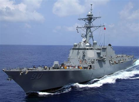 navy, Destroyer, Boat, Ship, Military, Warship, Weapon ...