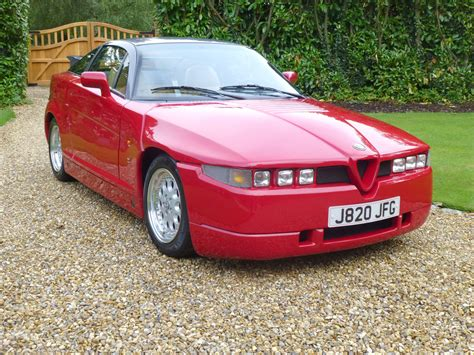 1991 Alfa Romeo by 1991 Alfa Romeo Sz Coys Of Kensington