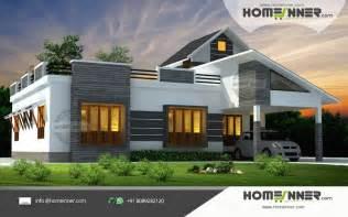 farmhouse floor plans 1676 sqft 3 bhk single floor low cost kerala home design