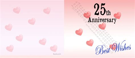 romantic printable anniversary card templates