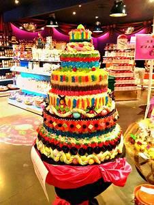 Deco Bonbon Anniversaire : un anniversaire haut en couleur et en bonbons ~ Melissatoandfro.com Idées de Décoration