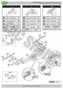 Swan Neck Towbar   7pin Wiring For Renault Laguna Iii Hatch 2007on 31 H1