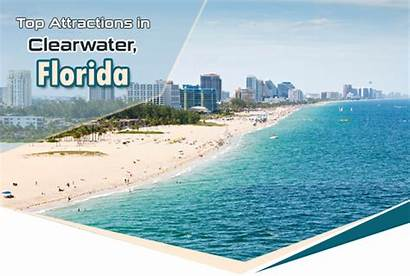 Florida Clearwater Attractions Beach Fort Popular Lauderdale