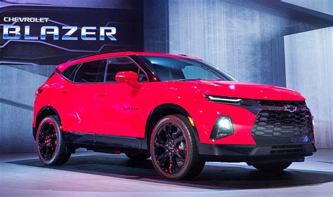 2019 Chevy Blazer Wallpaper by 2019 Chevy Blazer Unveiled Techristic