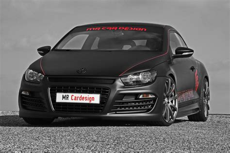 black volkswagen mr car design vw scirocco black rocco car tuning