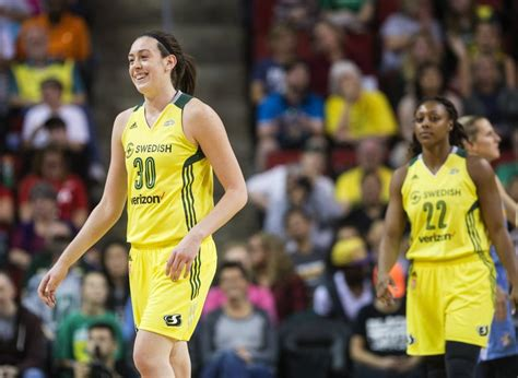 Storm star Breanna Stewart sits out exhibition opener ...