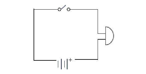 Simple Doorbell Circuit Download Scientific Diagram