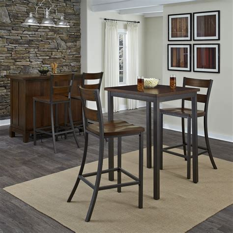 dining room rectangular lacquered oak pub table which