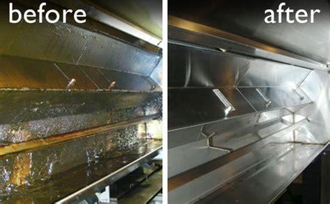 hood cleaning service appliances repair