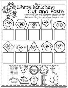 shapes worksheets school printables kindergarten math worksheets shapes worksheet