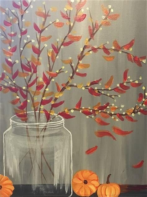 paint nite autumn willows