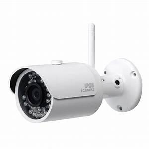 Camera Wifi Exterieur Sans Fil : camera de surveillance sans fil exterieure dahua ~ Dailycaller-alerts.com Idées de Décoration