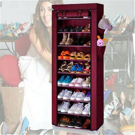 Jual Rak Sepatu Cover jual rak sepatu cover 7 tingkat 6 ruangan di lapak atc