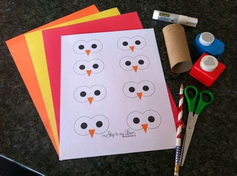 jakes place recycled craft toilet paper roll owls