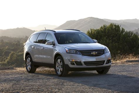 chevrolet traverse news  information