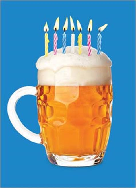 tracks publishing  beer  candles birthday