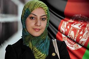 Naheed Farid Advocates for Afghan Women's Empowerment ...