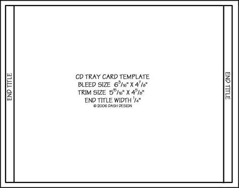 cd insert template cd template doliquid