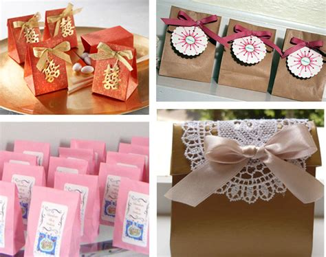 Ideas For Diy Wedding Favors