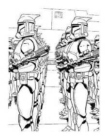 HD wallpapers coloriage de star wars the clone wars a imprimer