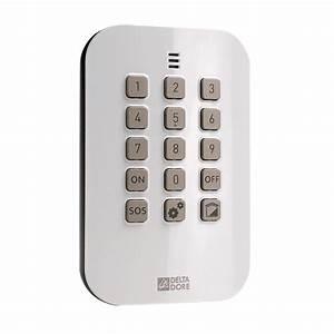 Telecommande Delta Dore : clavier et t l commande alarme maison delta dore ~ Melissatoandfro.com Idées de Décoration