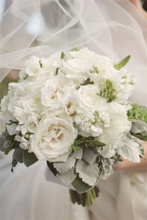 images  white wedding bouquets  pinterest