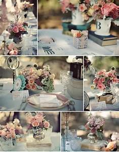 Deco Mariage Vintage : d coration de mariage vintage un mariage r tro ~ Farleysfitness.com Idées de Décoration