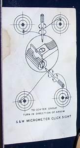How To Adjust A S U0026w Revolver Rear Sight  U2013 Gun Nuts Media