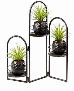 Support Pot De Fleur : trio support pot de fleurs produits feelgood pour la ~ Dailycaller-alerts.com Idées de Décoration