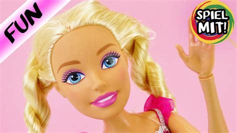 Xxl Barbie Bekommt Einen Namen  Wie Heißt Unsere Barbie