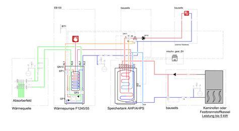 waermepumpe mit integriertem brauchwasserspeicher