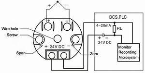 Thermocouple Input Temperature Transmitter Head