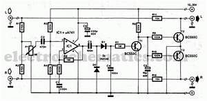 stereo noise reduction circuit With noise reduction