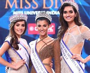Nehal Chudasama Will Represent India In Miss Universe 2018