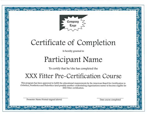 Fitter Precertification Course Providers