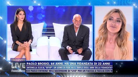 With barbara d'urso, giovanni ciacci, vladimir luxuria, eva henger. 'Live - Non è la D'Urso', Paolo Brosio racconta com'è nato ...