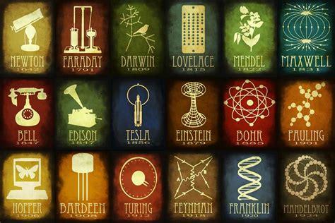 custom canvas wall decor scientist chemistry poster albert