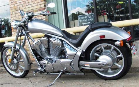 2010 Honda Fury Vt1300cx Used Cruiser Street Bike
