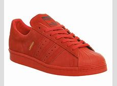 Adidas Superstar 80s City Pack Red London Unisex Sports