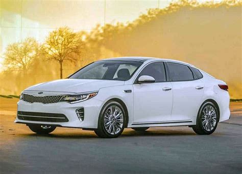 2019 Kia Optima Gdi Vs Sx Turbo Review Theworldreportukycom