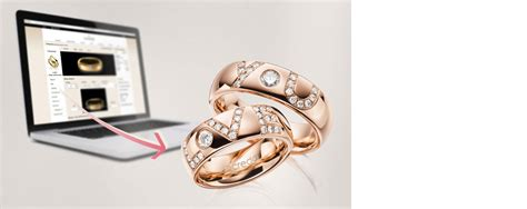 wedding rings by acredo elegant and individual acredo