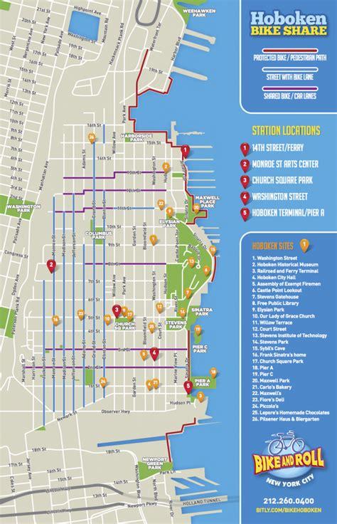 Hoboken Flood Maps Maps