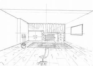 Perspektive Zeichnen Raum : no homework work at home el teo ~ Orissabook.com Haus und Dekorationen