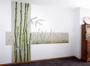 Gras An Die Wand Malen : wandgestaltung wandleben ~ Markanthonyermac.com Haus und Dekorationen