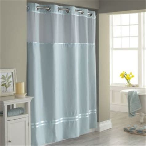 hookless escape 71 inch x 74 inch fabric shower curtain